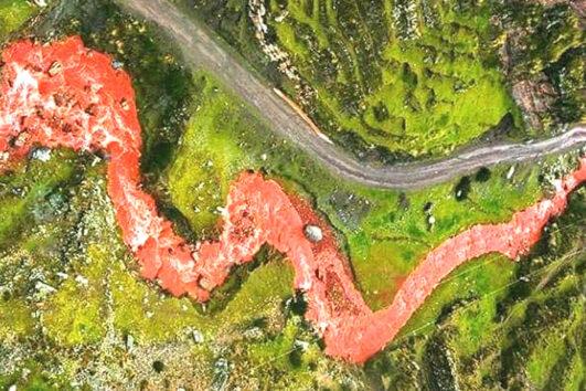 tour rio rojo cusco