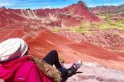 valle rojo en cusco