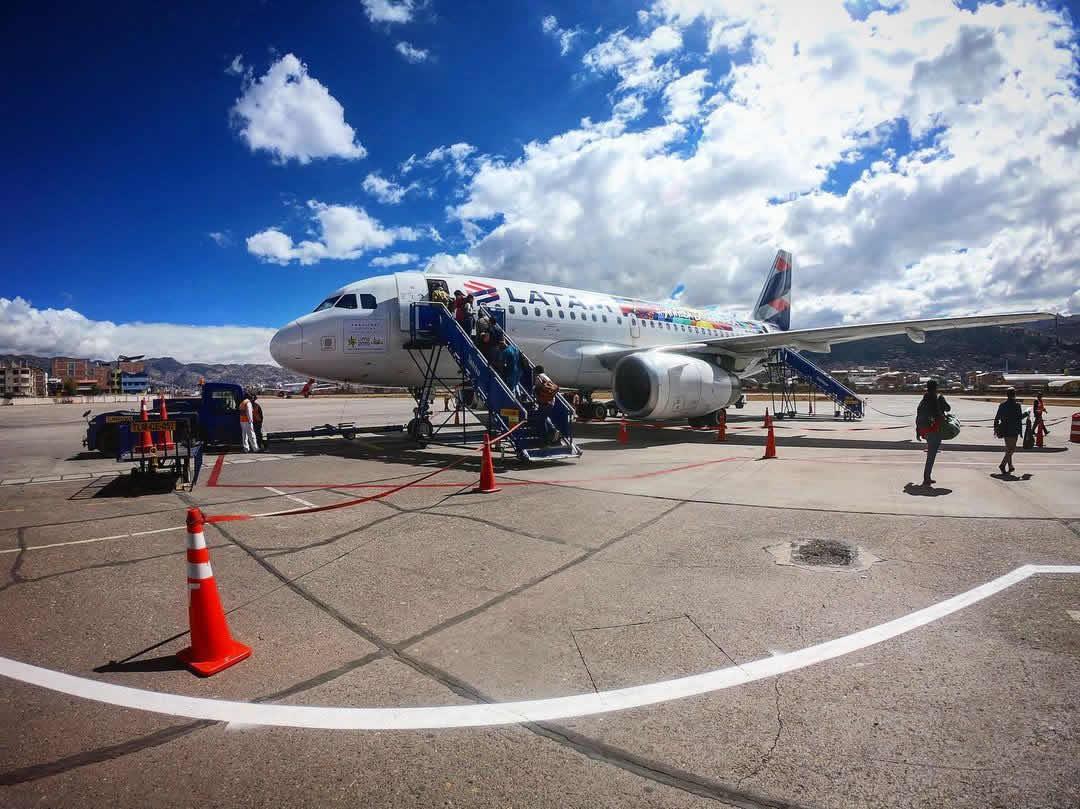 cusco aeropuerto
